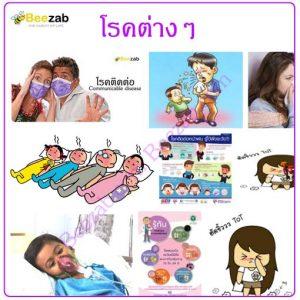 โรค โรคต่างๆ การรักษาโรค สาเหตุการเกิดโรค