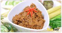 น้ำพริกปลาสลิด อาหารคลีน อาหารไทย เมนูน้ำพริก