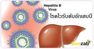 ไวรัสตับอักเสบบี โรคตับ โรคติดเชื้อ ติดเชื้อไวรัส
