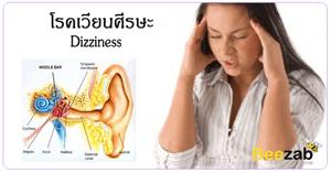 โรคเวียนศีรษะ โรคหู บ้านหมุน โรคไม่ติดต่อ