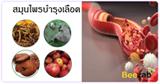 สมุนไพรลดไขมันในเส้นเลือด สมุนไพร สมุนไพรไทย