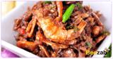 น้ำพริกกะปิกุ้งแห้ง อาหารไทย เมนูน้ำพริก อาหารคลีน