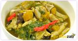 แกงหน่อไม้ใบย่ายนาง อาหารไทย เมนูแกง อาหารคลีน