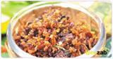 น้ำพริกกุ้งป่น อาหารไทย เมนูน้ำพริก อาหารคลีน